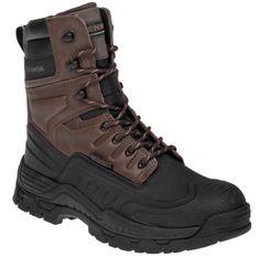 Bennon Poloholeňová obuv Kentaur O2 s membránou hnědá/černá 41