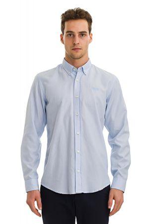 Galvanni muška košulja Kortrijk, L, svijetlo plava