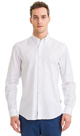 Galvanni muška košulja Kortrijk, M, bijela