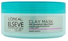 Loreal Paris maska za lase Elseve Extraordinary Clay, 150 ml