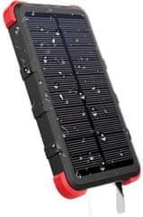 Outxe Savage IP67 Vodeodolná solárna powerbanka 10000mAh (EU Blister) 2439330
