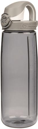 Nalgene OTF 650 ml Smoke with Gray Cap