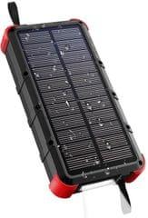 Outxe Savage IP67 Voděodolná solární powerbank QuickCharge 20 000 mAh (EU Blister) PCB20000WS