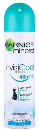 Garnier dezodorant Mineral InvisiCool, 150 ml