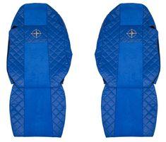 F-CORE Poťahy na sedadlá FX10, modré