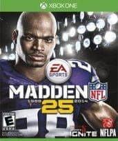 Madden NFL 25 (XBOX1)