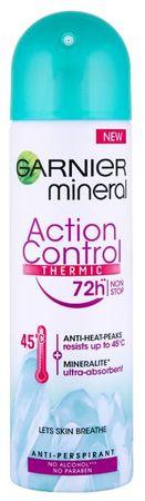 Garnier dezodorant Mineral Thermic 72h Women, 150 ml