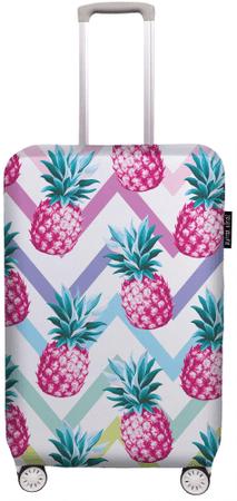 Butter Kings Pink Pineapple bőrönd védőtok