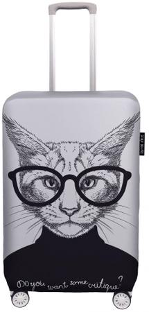Butter Kings Critique Cat bőrönd védőtok