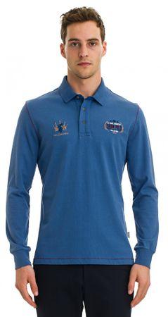 Galvanni pánská polokošile Redcliffe M modrá