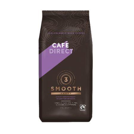 Cafédirect Arabika Smooth őrölt kávé tejcsokoládé aromával 750g 100% Arabika