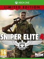 Sniper Elite 4 (Limited Edition) (XBOX1)