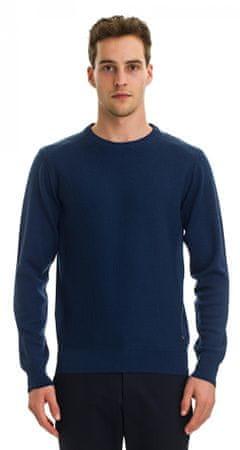 Galvanni moški pulover Truiden, L, temno moder