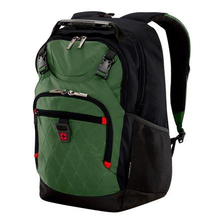 """Wenger PRIAM - 15,6"""" laptop és táblagép hátizsák , zöld 602661"""