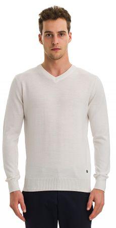 Galvanni moški pulover Wodonga, M, bež