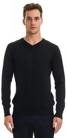 Galvanni moški pulover Wodonga, XL, črn