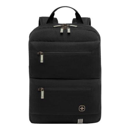 """Wenger CITYMOVE - 14"""" laptop és táblagép hátizsák , fekete 605076"""
