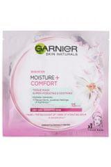 Garnier Skin Naturals Tissue Masks Moistrure + Comfort tekstilna maska za pomiritev kože