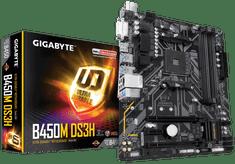 Gigabyte matična ploča B450M DS3H, DDR4, USB3.1Gen1, AM4, mATX