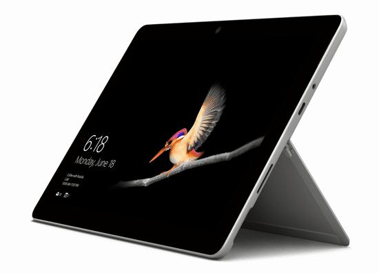 Microsoft Surface Go (MCZ-00004) + Microsoft Surface Go Cover v hodnote 141 EUR ZADARMO!