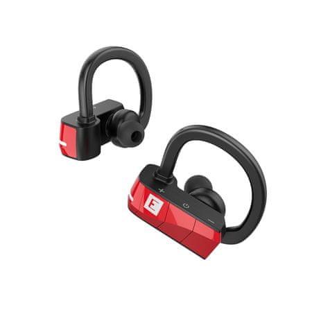 ERATO słuchawki bezprzewodowe Rio 3 czerwone