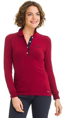 Galvanni koszulka polo damska Melbourne M czerwony