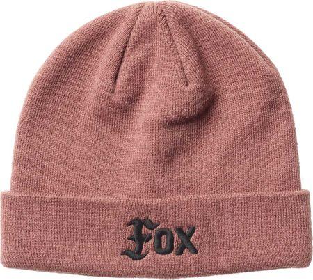 FOX czapka damska Flat Track UNI, różowa