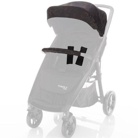 ZOPA komplet za voziček Fusion 2, Butterflies