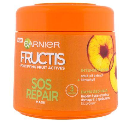 Garnier maska za poškodovane lase Fructis Sos Repair, 300 ml
