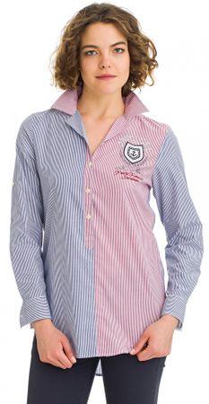 Galvanni ženska srajca Snowflake, S, večbarvna