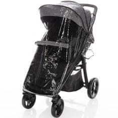 ZOPA pokrowiec przeciwdeszczowy na wózek dziecięcy Fusion 2