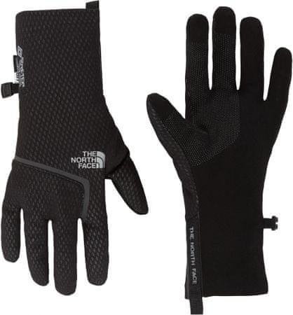 The North Face sportowe rękawiczki damskie Women'S Gore Closefit Tricot Glove TNF Black S