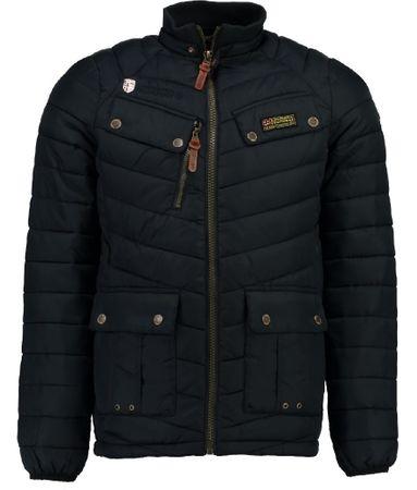 Geographical Norway férfi kabát, Arie S sötétkék