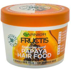 Garnier maska za poškodovane lase Fructis Hair Food, 390 ml
