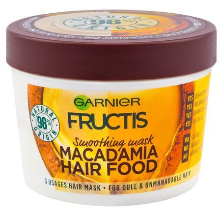 Garnier maska za puste lase Fructis Hair Food, 390 ml