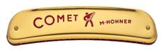 Hohner Comet C Foukací harmonika