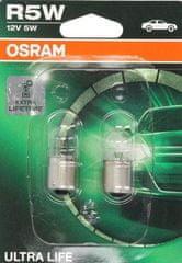 Osram Žiarovka typ R5W, 12V, 5W, Ultra Life