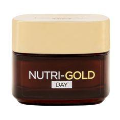 L'Oréal dnevna krema za jako suhu kožu Nutri-Gold Ultimate Nutrition, 50 ml