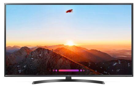 LG 55UK6470PLC televízió