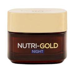 L'Oréal noćna krema za jako suhu kožu Nutri-Gold Ultimate Nutrition, 50 ml