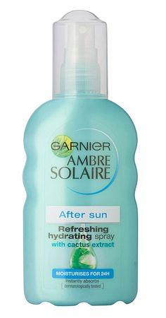 Garnier Ambre Solaire After Sun sprej za po sončenju, 200ml