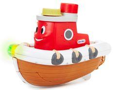 Little Tikes łódź bąbelkowa