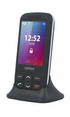 myPhone Halo S, černý