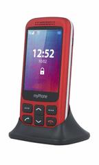 myPhone Halo S, červený - rozbaleno