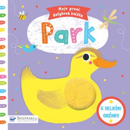Horvath Marie-Noelle: Park - Moje první dotyková knížka