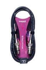Bespeco IROMB2000P Mikrofonní kabel