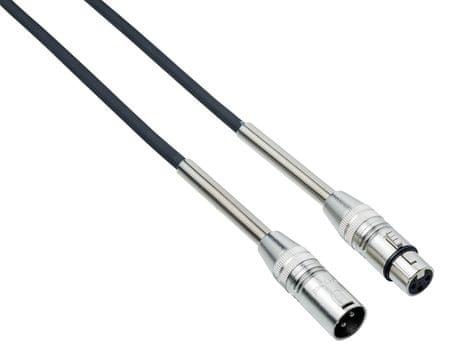 Bespeco IROMB450P Mikrofonní kabel