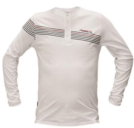 ec8d2adb847d Assent Bavlnené tričko s dlhým rukávom Sandown čierna M