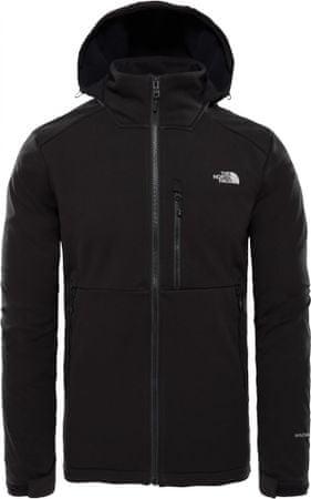 The North Face Kurtka męska Men'S Kabru Softshell Hooded Jacket TNF Black XL