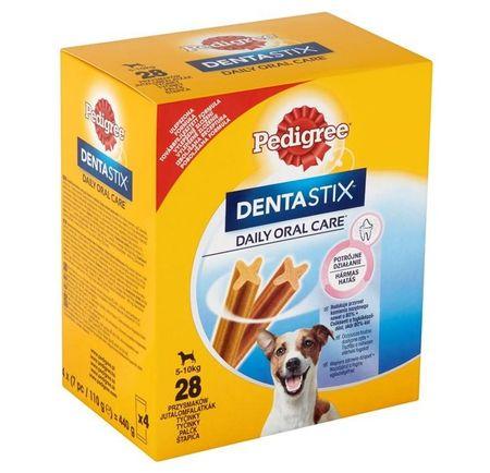 Pedigree štapići za žvakanje za pse DentaStix, veličina S, 28 komada